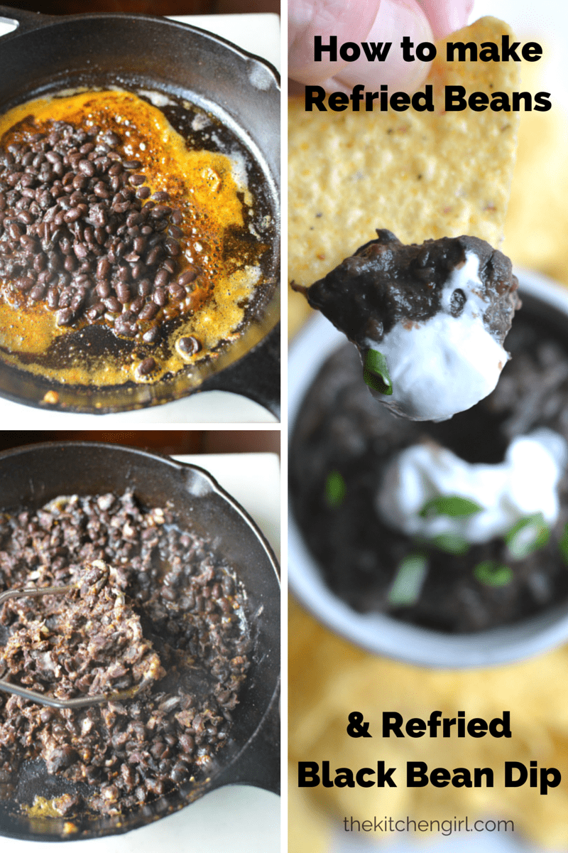 How To Cook Black Bean Soup From Scratch
