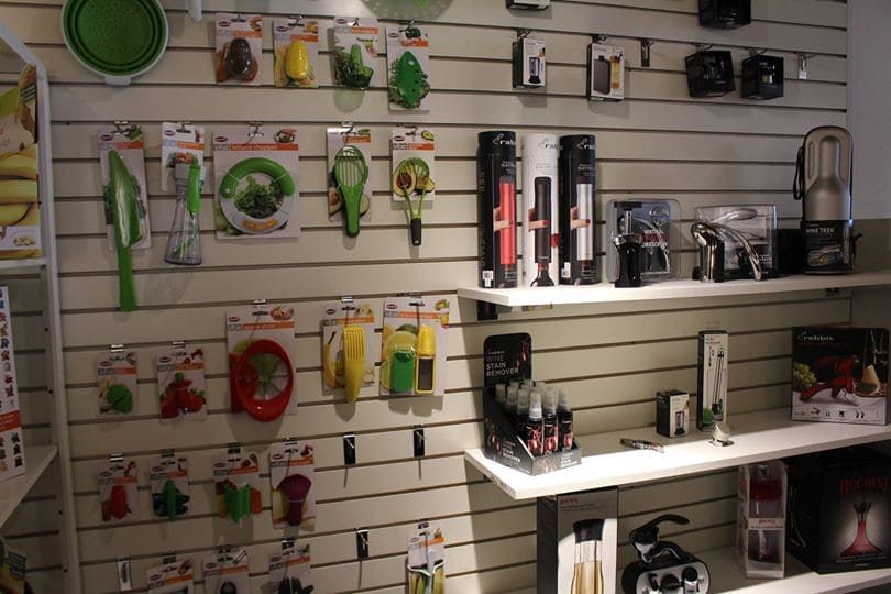 Product Wall - Essential Kitchen Tools From the Chef'n® Headquarters Tour | The Kitchen Girl®