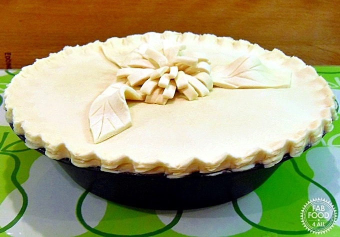 Sumptuous Turkey Pie