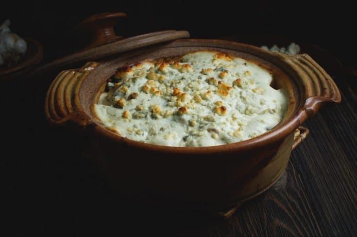 Low-Carb Leftover Turkey Casserole Recipe